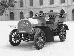 Первый автомобиль Audi A