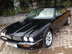 Jaguar XJR 4.0 Super Charged