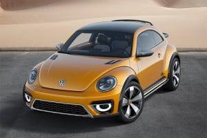 Volkswagen Beetle Dune Concept (2014)