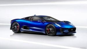 2013 Jaguar C-X75 Prototype