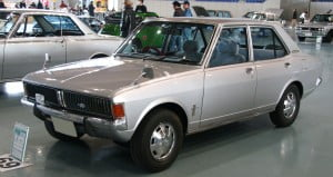 Mitsubishi Colt Galant AII