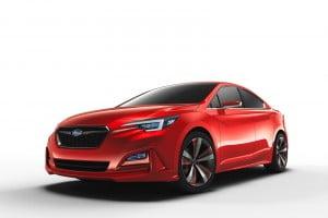 Subaru Impreza нового поколения