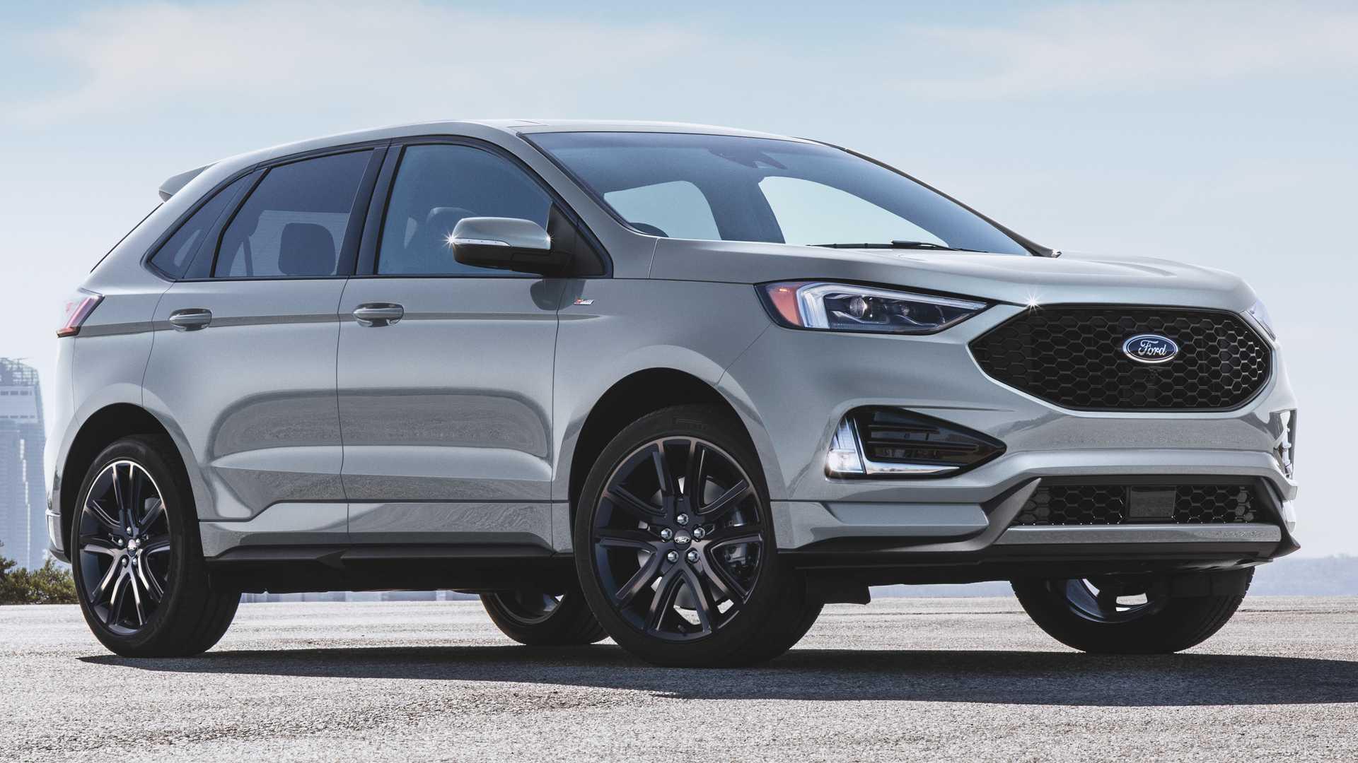 Ford Edge 2022 года будет стоить дороже Explorer после перехода на AWD-версию