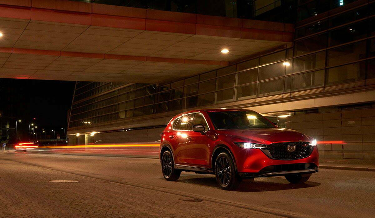 Mazda обновляет CX-5, добавляет стандартный awd в кроссоверы