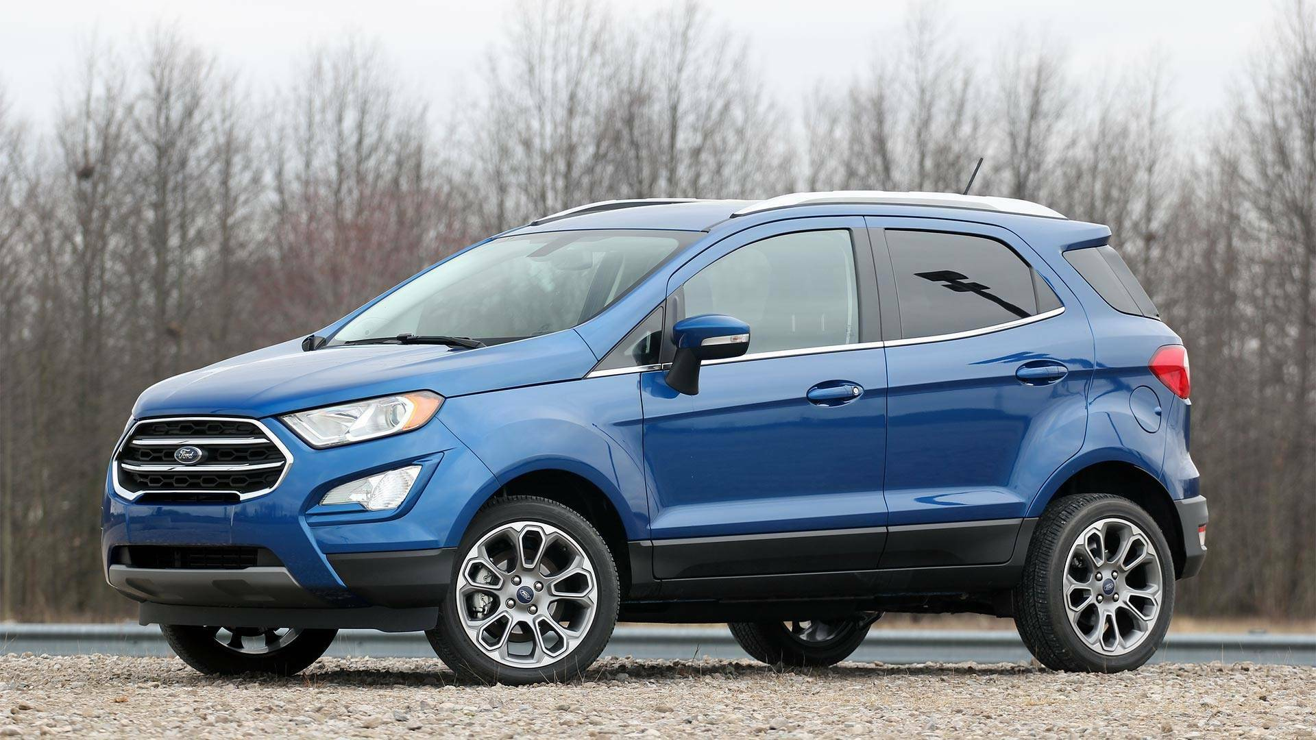 Ford EcoSport покинет американский рынок в середине 2022 года