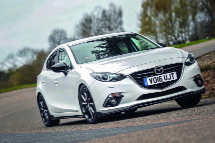 Руководство по покупке почти новой модели: Mazda 3