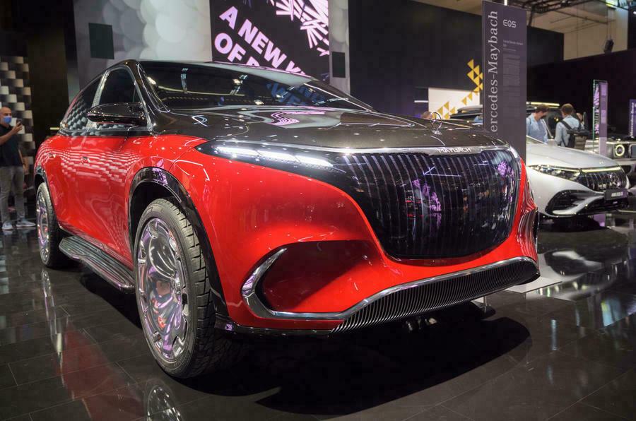 Внедорожник Mercedes-Maybach EQS положил начало возрождению электроавто бренда класса люкс