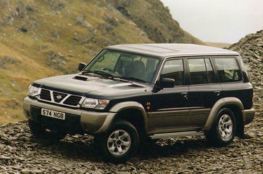 Руководство по покупке подержанных автомобилей: Nissan Patrol GR