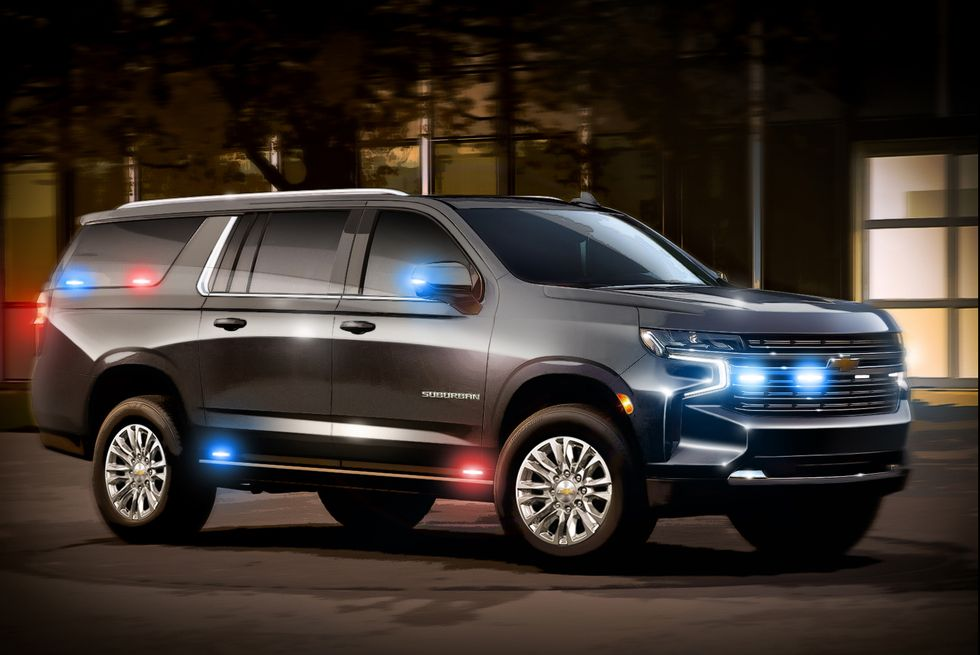 Американские дипломатические лимузины Chevrolet Suburban заказаны по программе стоимостью 36,4 миллиона долларов